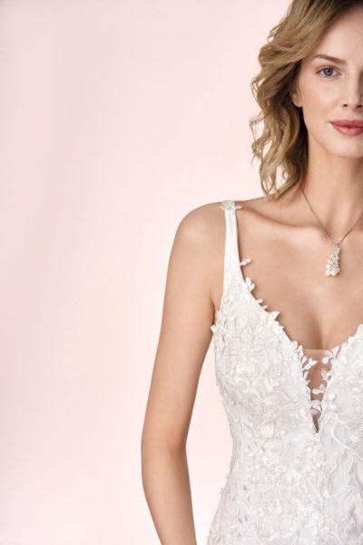 suknie ślubne syrenka